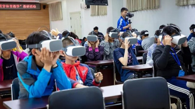 VR技术如何为课堂注入生机?