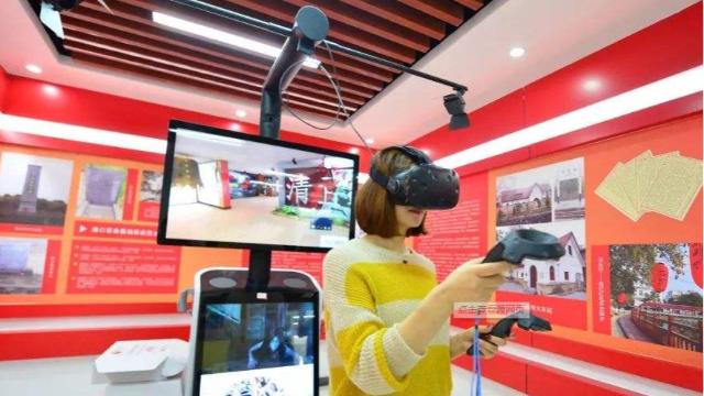新形势下,运用VR技术深入推进党建教育