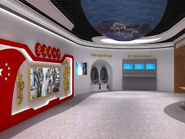 VR展示厅一站式解决方案