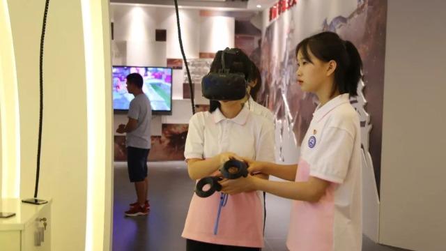 以VR传承红色文化,坚定爱国主义精神