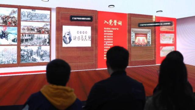 VR技术助推红色文化一体化发展,推进高校红色文化教育