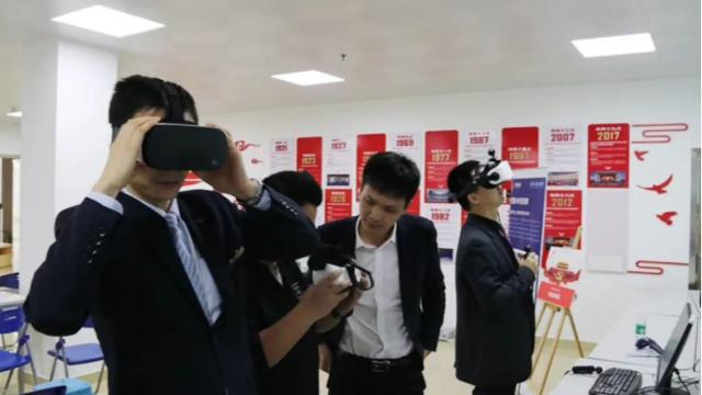 VR技术立足党建教育实际,创新教育形式的探索